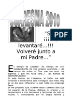 Cuaresma 2005