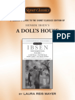Dolls House Note Book