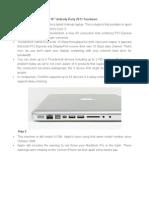 Macbook Pro Teardown Guide