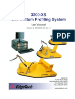 3200-SX Sub-Bottom Profiling System User's Manual (Lo Res)