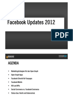 Futurebiz - Facebook Updates 2012