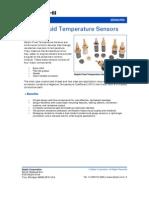 Et_fluidtemp Delphi Sensor Temperatura
