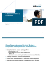 Cisco ACS Eduroam