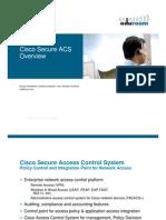 Cisco ACS Eduroam