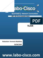 Labocisco 2007 VLAN