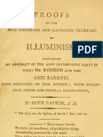 Payson S - Proofs-Of-Illuminism 1802 Conspiracy