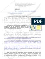 Desarrollo Unidad i y II de ad Orientada a Los Negocios Curso Homogenizacion