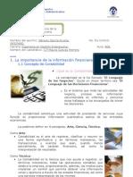 LA IMPORTANCIA DE LA INFORMACIÓN FINANCIERA
