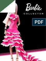 Catalogo Barbie Collector 2012