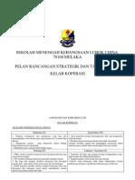 Perancang Strategik Kelab Koperasi 2012
