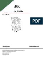 Lexmark User Guide