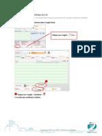 Consulter les certificats d'un lot - Optimizze - ERP - V16