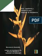 legislacion biocomercio