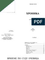 Mihail Psel - Hronika