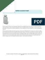 Cisco Aironet1100 Datenblatt