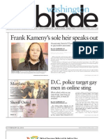 Washingtonblade.com - Volume 43, Issue 8 - February 24, 2012