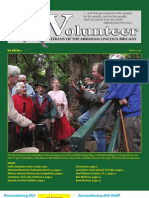 The Volunteer, March 2008