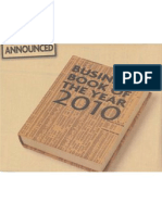 2010 FT Books of the Year