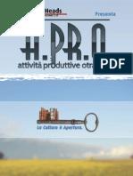 Progetto A.PR.O. attività produttive otrantine