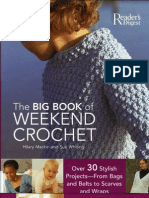 crochet - the big book of weekend crochet