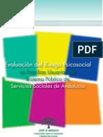 Evaluación del Riesgo Psicosocial en Familias Usuarias del Sistema Público de Servicios Sociales de Andalucía