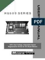 Rg510a Manual Service