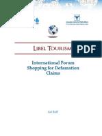 Libel Tourism