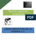 Técnica cognitivo-conductual