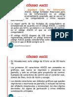 Ascii Con Integral