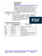 Purchase Requisition
