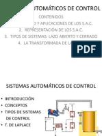 Sistemas cos de Control 1
