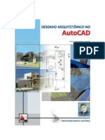 Desenhoarquitetonico Autocad Professor Marco Antonio