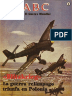 ABC 03 Blitzkrieg La Guerra Relampago Triunfa en Polonia