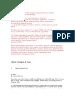 JD Group Verslag