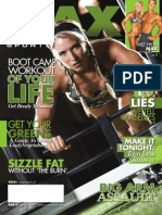 MARCH 2012 MAX MUSCLE MAGAZINE