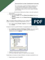 Vincular Una Base de Datos en Access a Microsofot Outlook