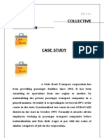 Case Study-collective Bargaining