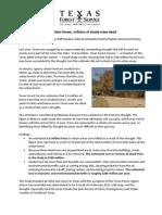 Urban Tree Drought Loss-Article