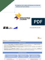 Evaluación costos logísticos cadena del banano _ revisión