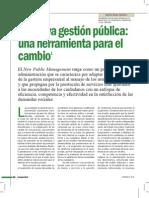 Articulo gestion publica