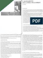Atletica Studi - Vittori - to Della Forza Nello Sprint