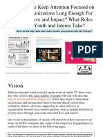 Rest of the Story - Leveraging Traditional Media to Increase Attention for Social Issues