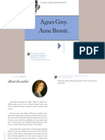 Bronte, Anne - Agnes Grey