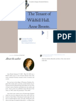 Bronte, Anne - The Tenant of Wildfell Hall