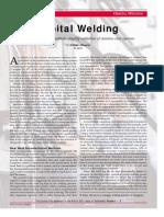 Welder Orbital Welding