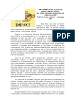 LA COMUNIDAD DE ALDEAS DE DAROCA EN LOS SIGLO SXIII Y XIV