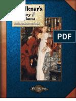 Victorian A - 2nd Edition - Faulkner's Millinery & Miscellanea