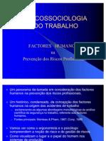 Factores Humanos Na PRP