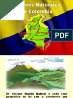 Modulo Regiones Naturales de Colombia