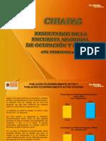 Encuesta Nacional de Ocupación y Empleo  4o. Trimestre 2011